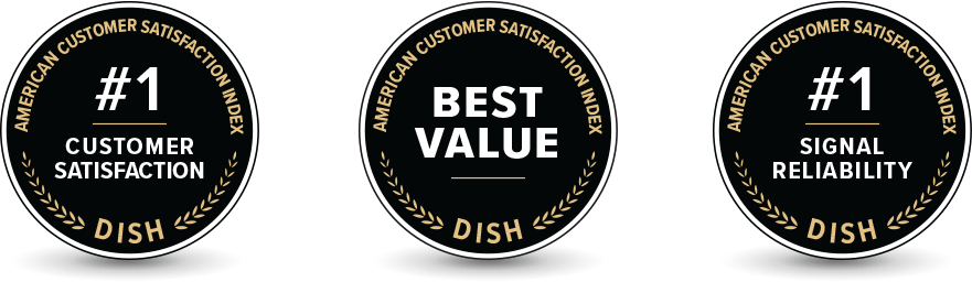 DISH Ranked #1 in Customer Satisfaction - B&T Satellite - DISH Authorized Retailer